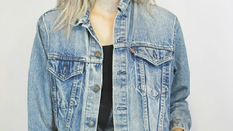 Want: The Perfect Broken-In Vintage Levi's Denim Jacket (We Found It!) | StyleCaster