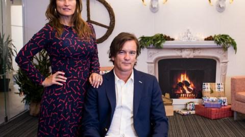 Cortney and Robert Novogratz Favorite DIY Holiday Decorations   StyleCaster
