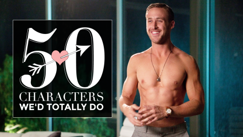 50 Fictional Male Characters We'd Totally F*ck | StyleCaster