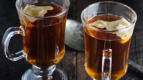 Weekend Cocktail: Burnt-Sugar Buttered Rum Is Perfect for the Holidays | StyleCaster