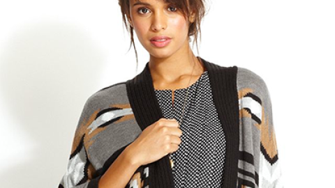 Under $50: 10 Cozy Cardigans To Keep You Warm Without Breaking The Bank | StyleCaster