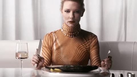 Cate Blanchett Terrifies Us In This <em>New York Times</em> Short Film | StyleCaster