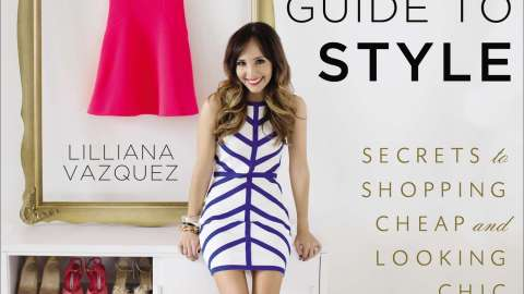 When To Spend, When To Save: 25 Shopping Tips From 'Cheap Chica' Lilliana Vazquez | StyleCaster
