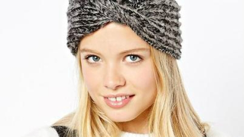 Step Up Your Winter Style With 10 Chic Knit Turbans For Under $30 | StyleCaster