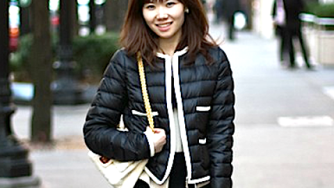 4 Ways to Pull Off a Puffy Coat And Still Look Slim This Winter | StyleCaster