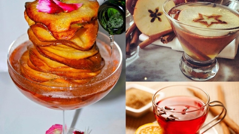10 Cider Cocktails to Make You Fall for Autumn | StyleCaster