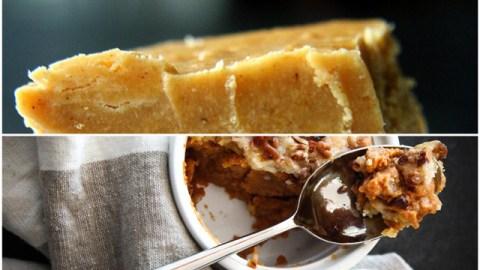 10 Pumpkin Dessert Recipes (That Aren't Pie) | StyleCaster