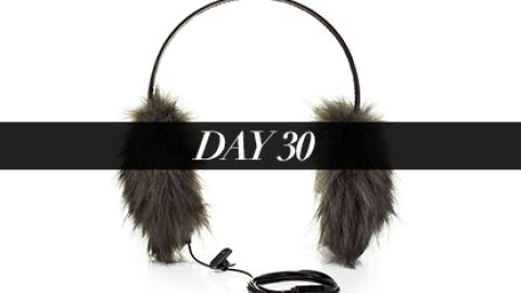 Day 30: Earmuff Headphones | StyleCaster