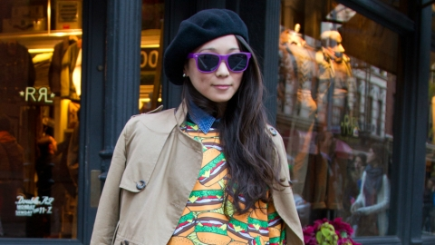 Need Winter Outfit Inspiration? Here Are 15 Street Style Looks Straight From NYC | StyleCaster