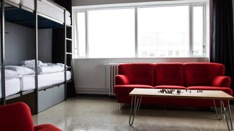 Stuff We Love: A Luxury Hostel Opens In Reykjavik | StyleCaster