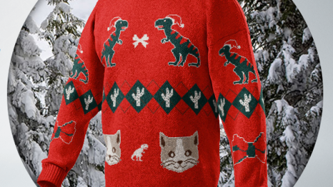 Epic Time-Waster: Use This Awesome App to Design Your Own Holiday Sweater   StyleCaster