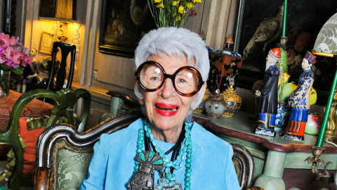 How To Find Your Personal Style: 4 Key Tips From Fashion Icon Iris Apfel | StyleCaster