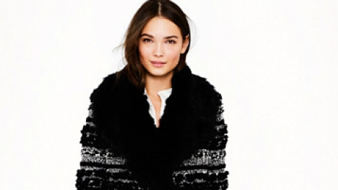 Whoa: J. Crew Is Selling $2,500 Winter Coats This Season | StyleCaster
