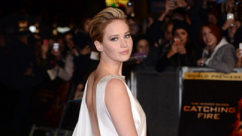 Jennifer Lawrence Looked Stunning In Dior Last Night (And So Did Her Short Hair)   StyleCaster