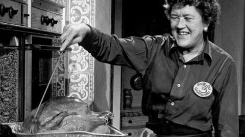 Get Ready To Cook Thanksgiving Dinner With These 7 Amazing Julia Child GIFs   StyleCaster