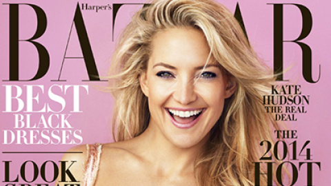 Kate Hudson Admits She Can't Afford Red Carpet Gowns—Or Isabel Marant | StyleCaster