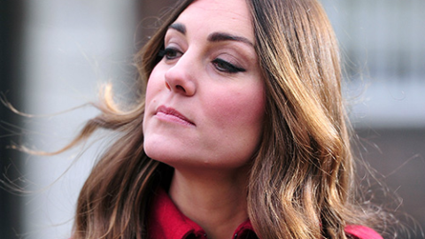 Links to Click: Kate Middleton Shows Her Gray Hair, Rihanna Sips From a Stiletto, More | StyleCaster