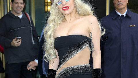 Steal Her Style: Lady Gaga Rocked a Sparkly Dannijo Bracelet, and We Found It | StyleCaster