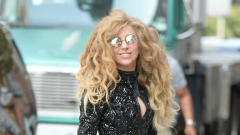 Lady Gaga: 'I Wear Michael Jackson's Clothes When I'm Feeling Down'   StyleCaster