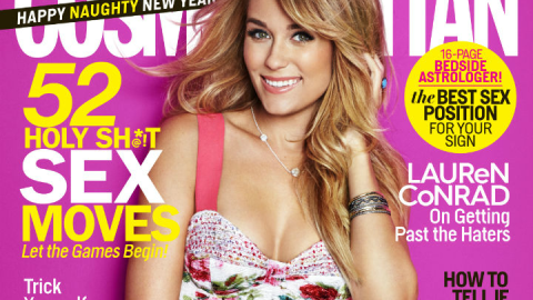 Links to Click: Lauren Conrad Rocks a Crop Top on Cosmo, Jessica Alba's Blonde, More | StyleCaster