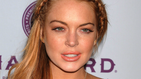 Wait, What?! Lindsay Lohan Reportedly Has a Legit Fear of 'Little People' | StyleCaster