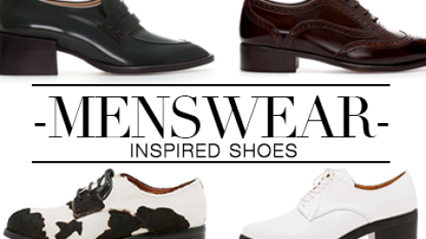 11 Insanely Sharp Pairs of Menswear-Inspired Shoes We Want Now | StyleCaster