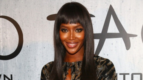 Naomi Campbell on the KimYe Vogue Cover | StyleCaster