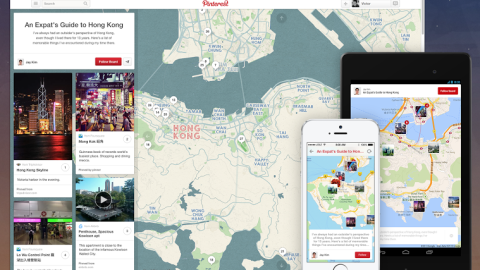 Everything You Need To Know About Pinterest's Brand-New Mapping Tool | StyleCaster