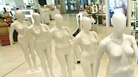 Hallelujah: One Department Store Is Starting to Display Plus-Size Mannequins | StyleCaster