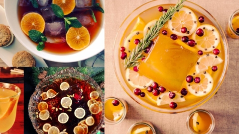 Punch Up Your Holiday Party with 10 Festive Libations | StyleCaster