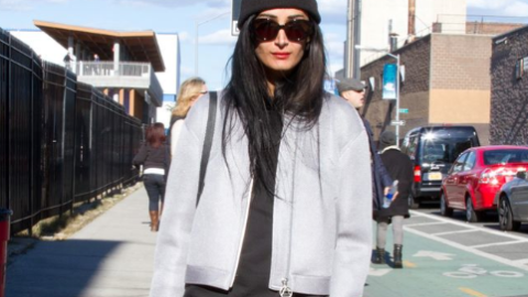 3 Easy Ways to Look Street-Style-Ready in Sporty Staples | StyleCaster