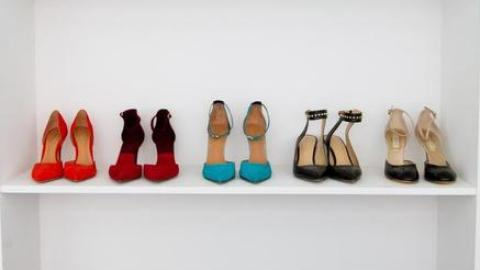 12 Ways to Organize Shoes and Jewelry | StyleCaster