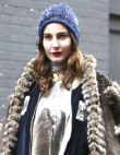 15 Chic Bundled-Up Outfits That (Almost) Make Us Long For a Nor'Easter
