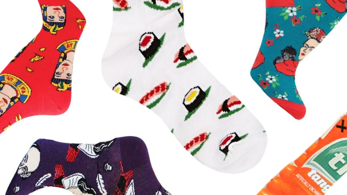 Socks Are NOT Boring Gifts! 15 Ridiculously Cool Pairs That Prove It