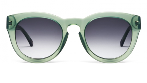 Want: Cool Green Sunglasses In A Minty-Fresh Shade | StyleCaster