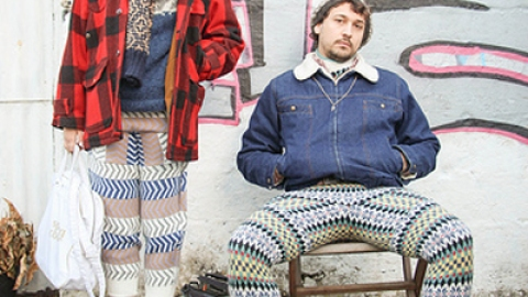 Meet Swants: The DIY Sweater Pants That Are Both Terrible And Amazing | StyleCaster
