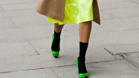 It Can Be Done: 7 Ways To Pull Off Socks and Heels This Winter | StyleCaster