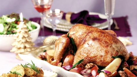Report: The Average American Thanksgiving Meal Will Cost Less Than … $50?! | StyleCaster