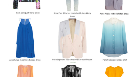 Happening: Super-Discounted Acne on The Outnet   StyleCaster