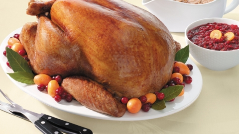 How Much Turkey Should You Buy For Thanksgiving? | StyleCaster