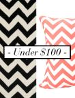 Our Favorite Chevron Home Decor Accessories Under $100