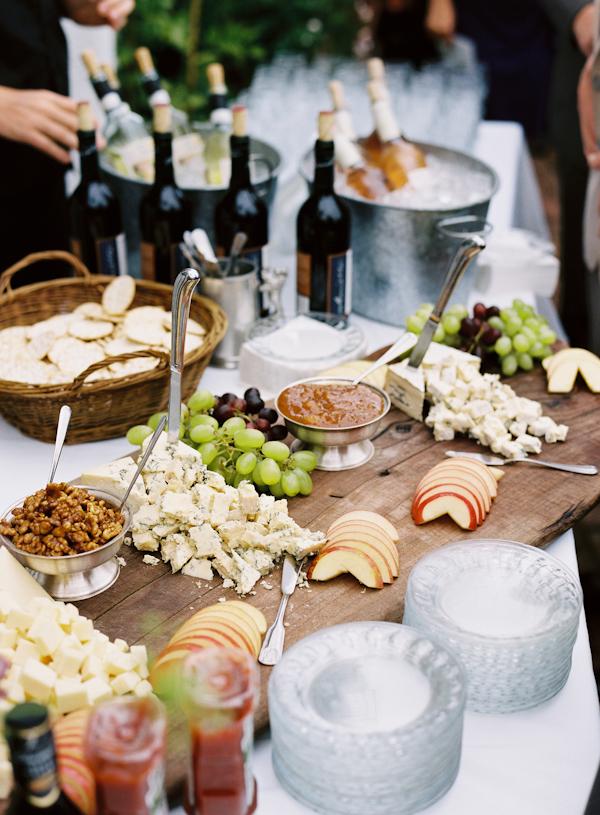 Wine Tablescape