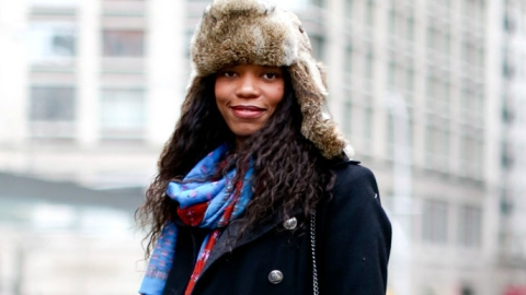 Winter Outfits We Love: Why This Preppy-With-A-Twist Look Is Totally Worth Copying | StyleCaster
