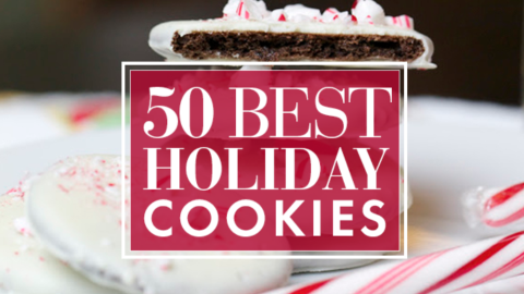 50 Best Holiday Cookies: Our Favorite Recipes | StyleCaster