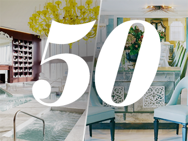 The 50 Coolest Rooms in the World