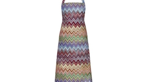 Gifts We Love: This Missoni Home Apron Is Perfect For the Fashionista Chef In Your Life | StyleCaster
