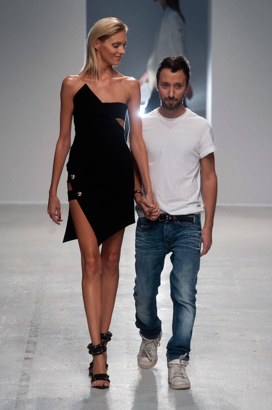 anthony vacarello versace Anthony Vaccarello to Design Next Versus Versace Capsule Collection
