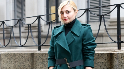 How to Rock a Belted Coat    StyleCaster