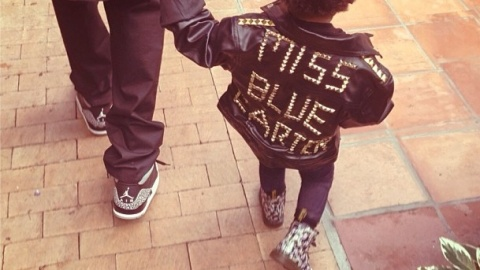 Just Another Reason Why Blue Ivy = Coolest Kid Ever   StyleCaster