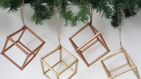 Editors' Picks: 10 Christmas Ornaments Under $10   StyleCaster